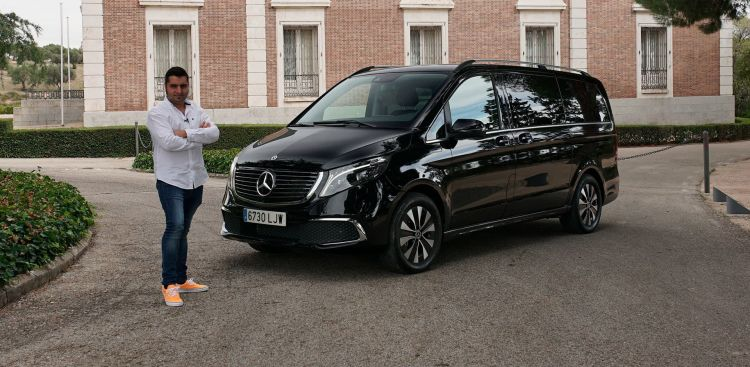 Mercedes Eqv 2020 Prueba Video