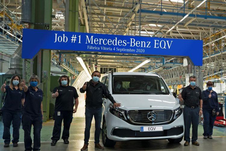 Mercedes Eqv Inicio Produccion Vitoria 00
