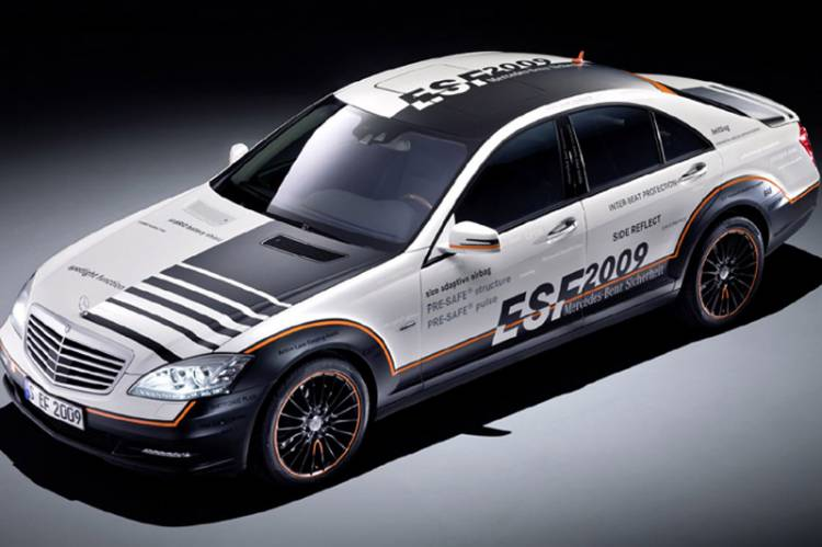 Mercedes ESF Concept