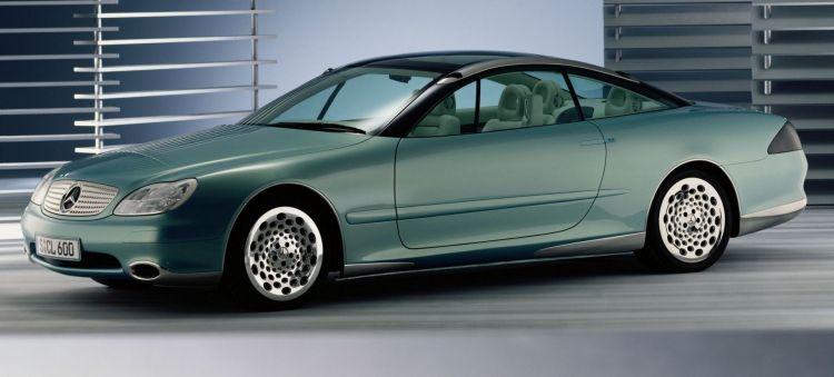 Mercedes F 200 Concept P