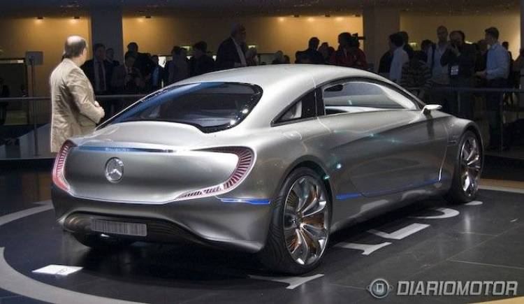 Mercedes F125!