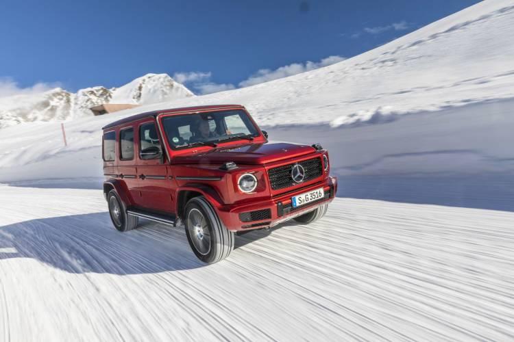 Mercedes Benz@hochgurgl 2018 Mercedes Benz@hochgurgl 2018