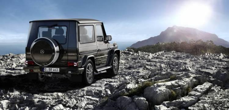 Mercedes: ¿Un mini Clase G en camino?