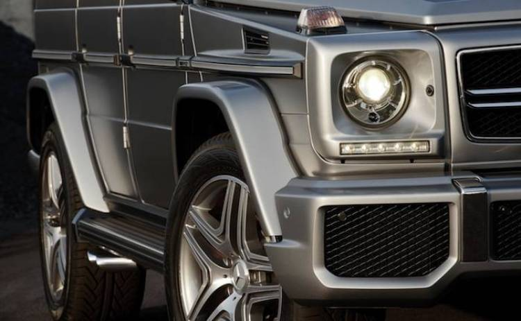 Mercedes Clase G 63 AMG