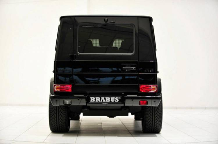 Mercedes G 63 AMG por Brabus