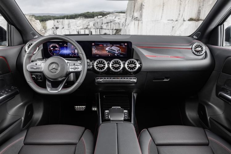 Mercedes Benz Gla, H 247, 2019