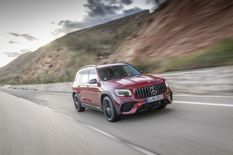 Mercedes Glb 2020 1119 200