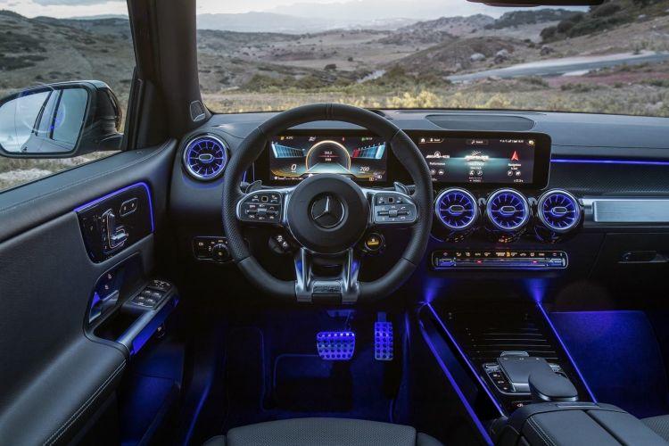 Mercedes Glb 2020 1119 204