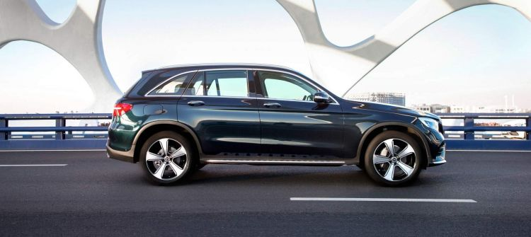 Mercedes Glc L Suv China P