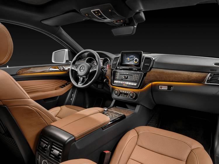 Mercedes GLE Coupé AMG 450