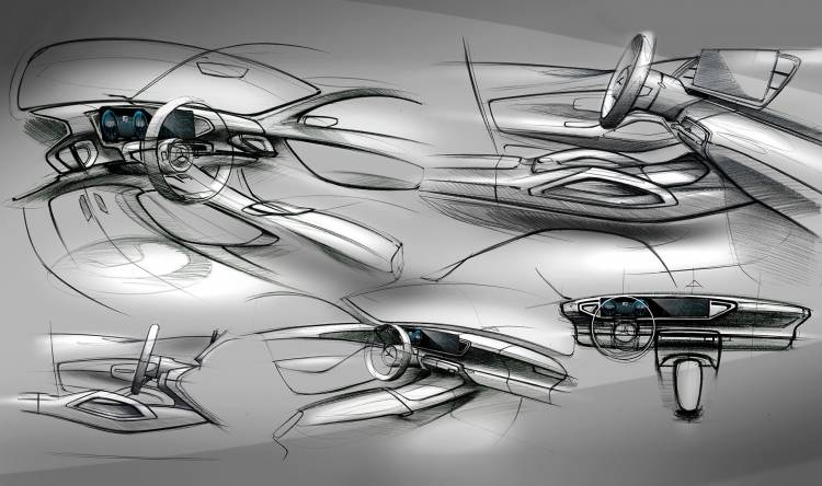 Mercedes Gle Interior Adelanto 01