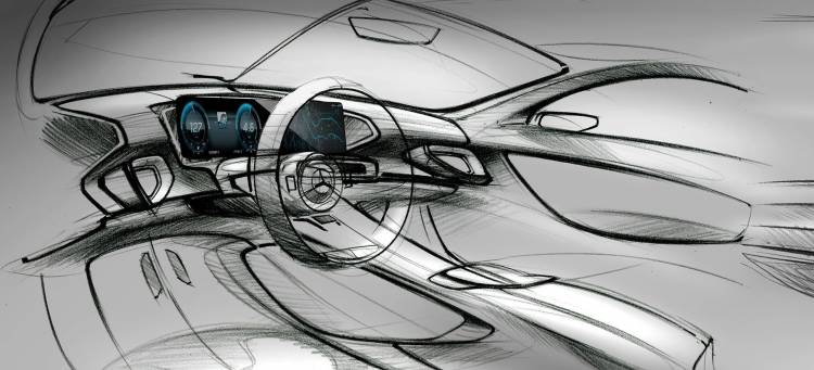 Mercedes Gle Interior Adelanto 02