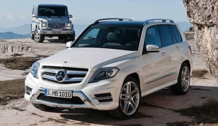 La nueva generación del Mercedes GLK ya se encuentra en fase de desarrollo