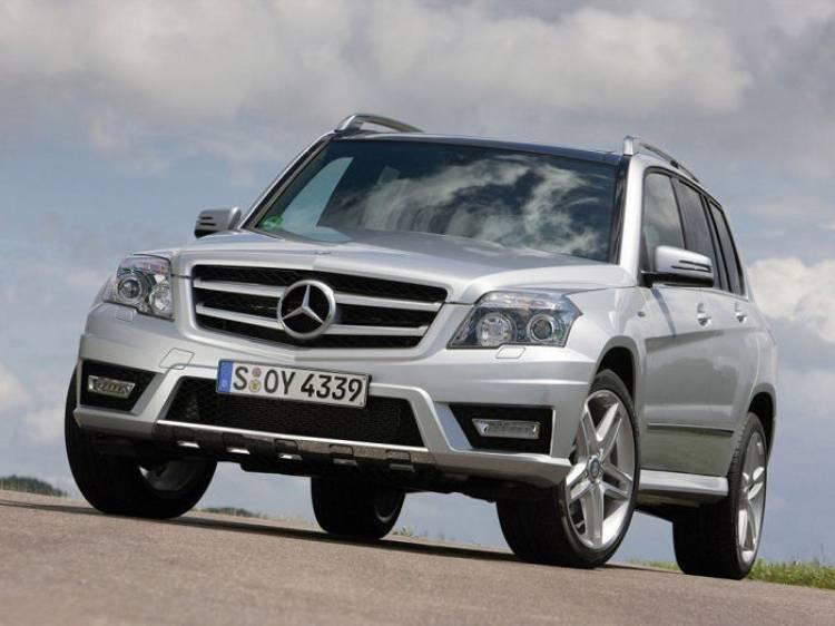 Mercedes se sumará a la moda de los SUV coupé con el GLK