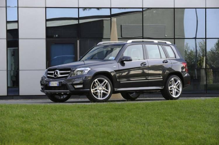 La versión coupé del Mercedes GLK llegará en 2016