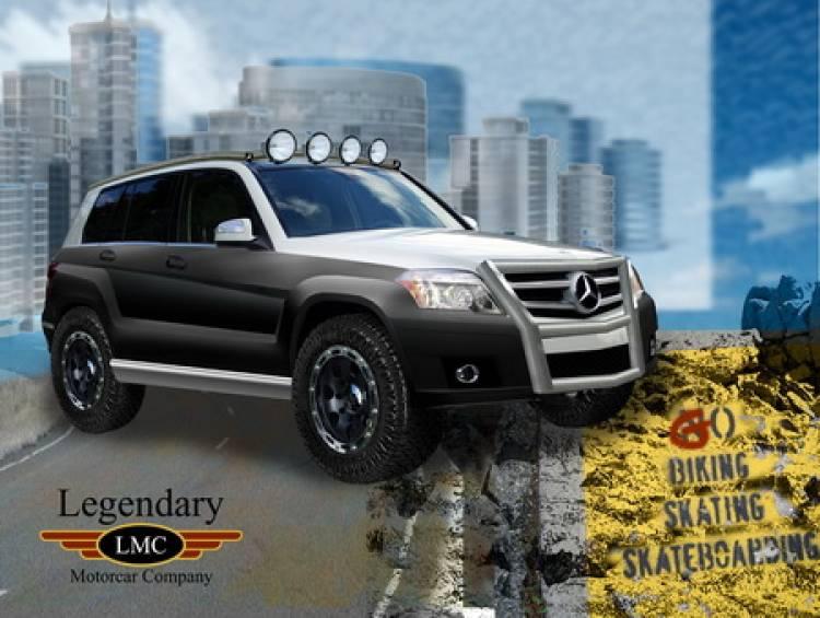 Mercedes GLK por Legendary Motorcar Company