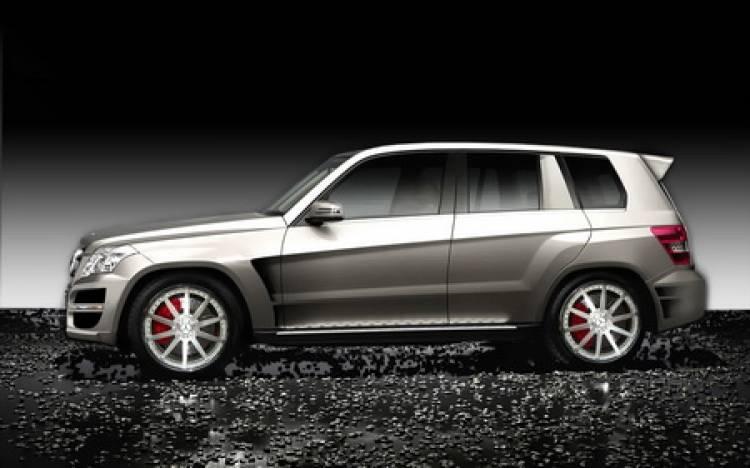 Mercedes GLK por Renntech