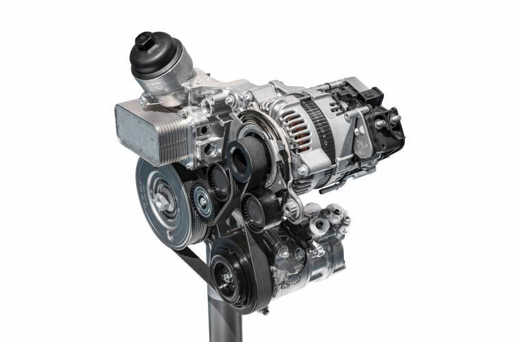 Mercedes Hibrido Diesel Filtros Particulas 00