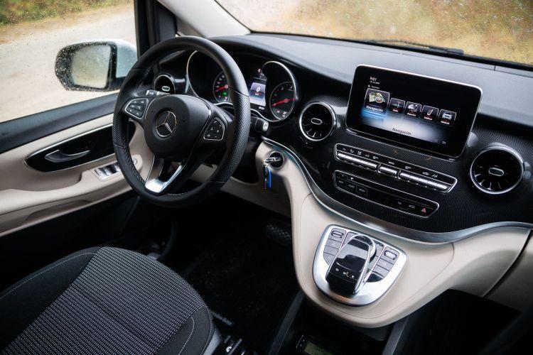 Mercedes Marco Polo Vs Vw California T61 30