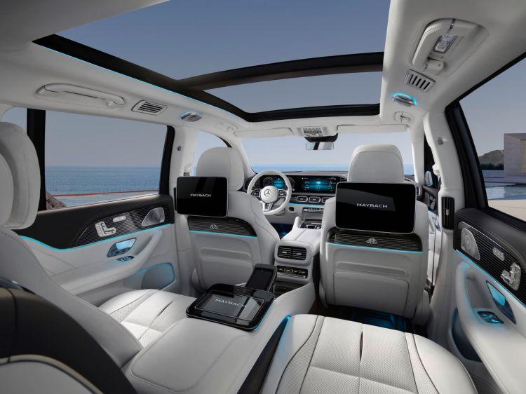 Mercedes Maybach Gls 600 4matic Mercedes Maybach Gls 600 4matic