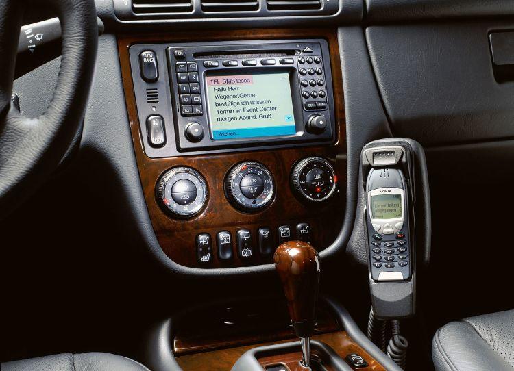 Mercedes Ml 2001 Telefono Nokia