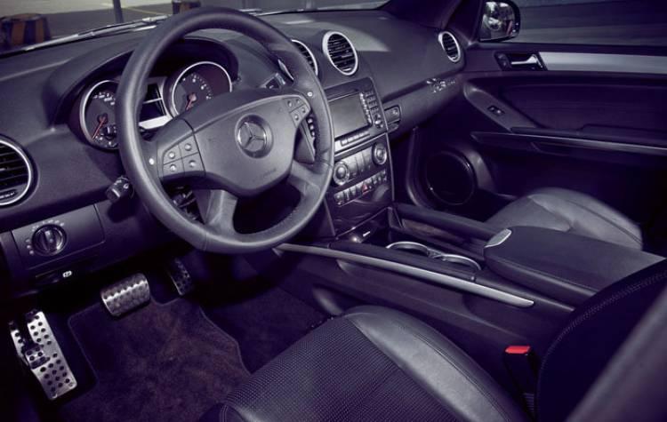 Mercedes ML 63 AMG por Kicherer
