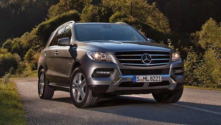 Desde Mercedes podrían haber confirmado ya la llegada de un rival para el BMW X6