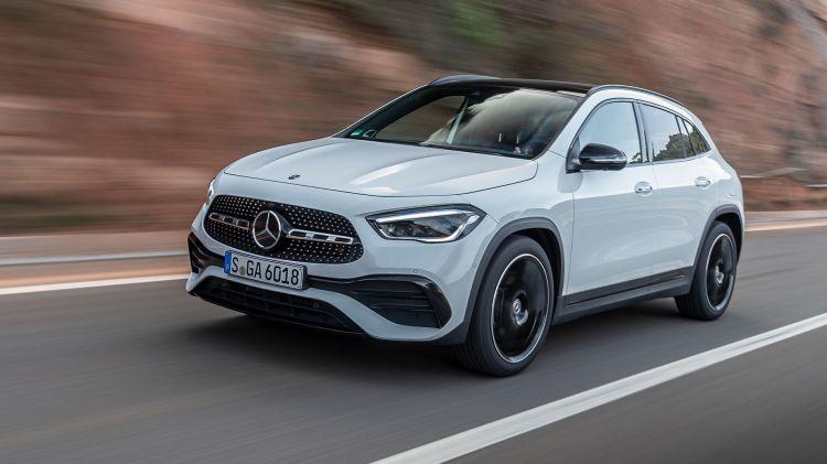 Mercedes Modelos
