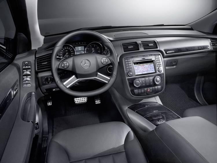 Mercedes Clase R Grand Edition