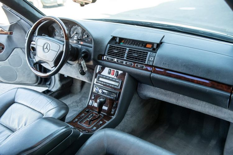 Mercedes S 600 Michael Jordan 19