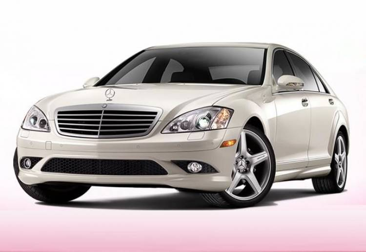Mercedes Benz S550 Special Edition