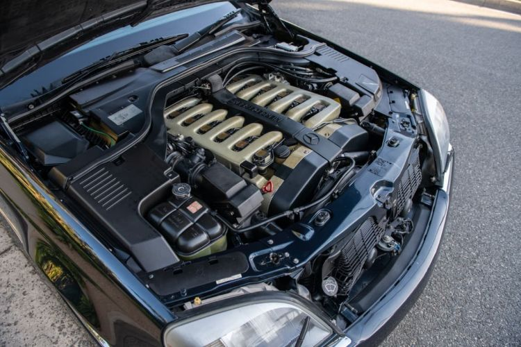 Mercedes S600 Michael Jordan 22