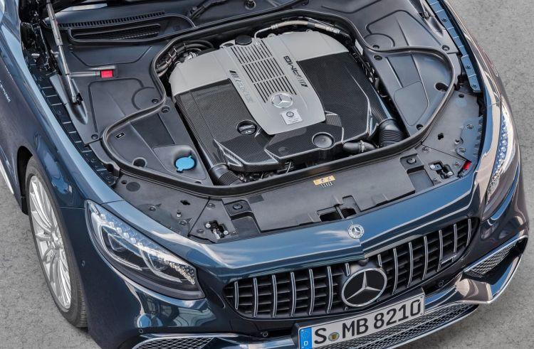 Mercedes S65 Amg V12 0319 01