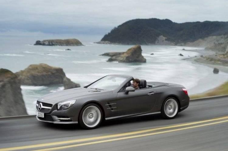 Precios del Mercedes SL