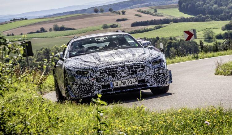 Mercedes Sl 2022 0820 001