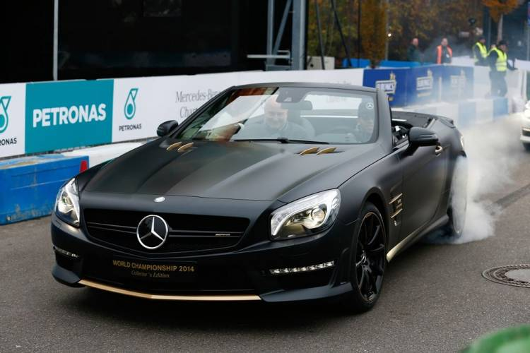 Mercedes SL 63 AMG Collector