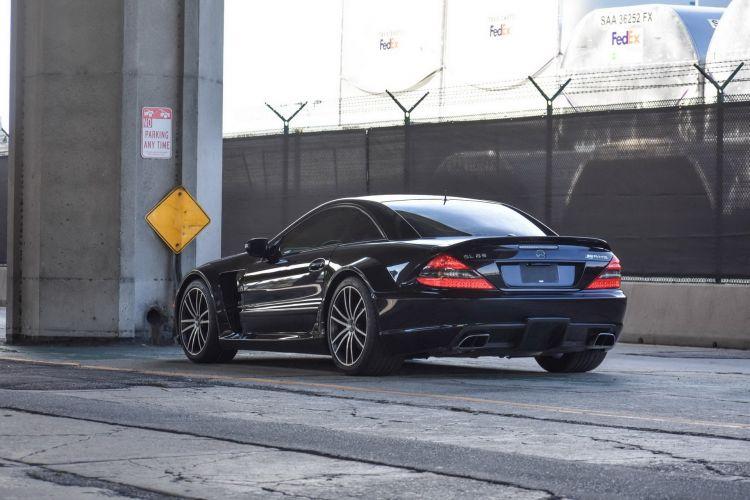 Mercedes Sl 65 Amg Black Series Dm 9