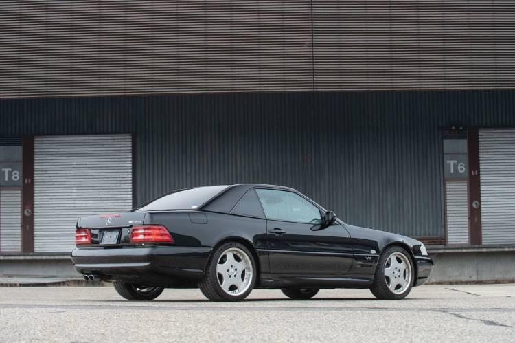 Mercedes Sl 70 Amg 2