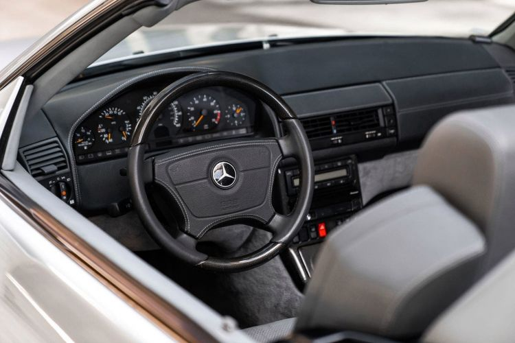 Mercedes Sl 74 Renntech 11