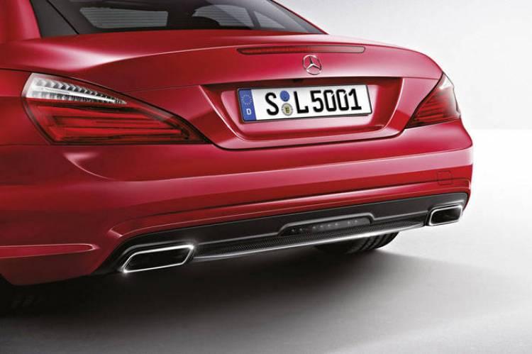 Accesorios Mercedes SL