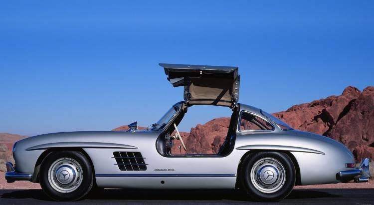 Mercedes Sl Sls 0119 02