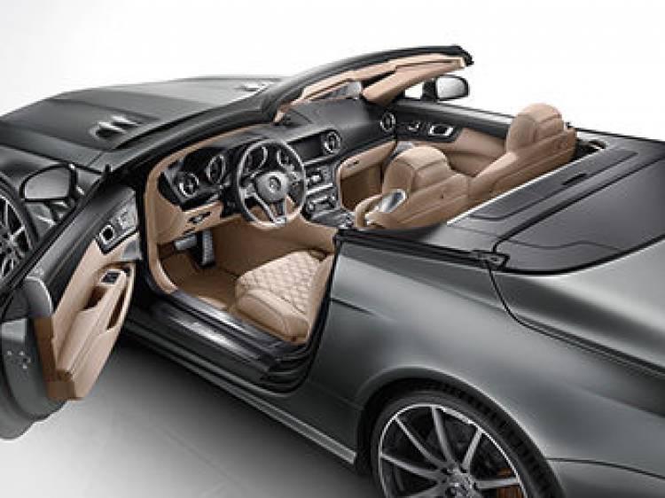 Mercedes SL 65 AMG 45 Aniversario