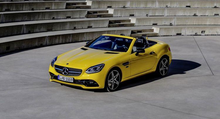 Mercedes Slc Final Edition 0219 01