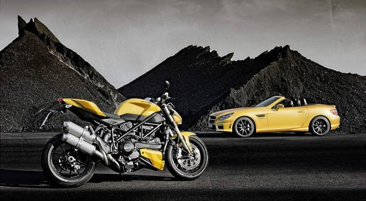 Mercedes-AMG y MV Agusta