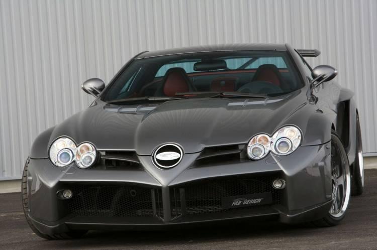 FAB Design SLR McLaren,