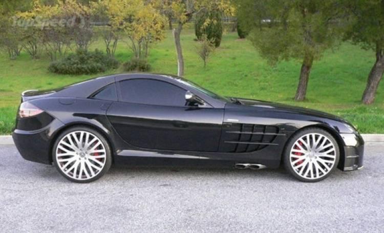 Mercedes SLR Mclaren Rensson