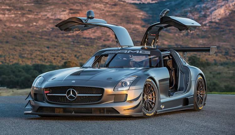 Confirmado: Mercedes contará con un Mercedes-AMG GT GT3