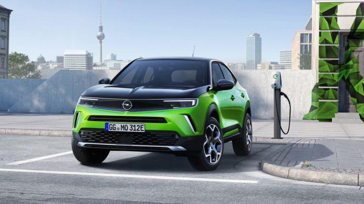 Mercedes Stellantis Total Baterias Acc Opel Mokka Electrico
