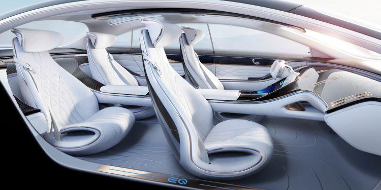Mercedes EQS: precios, prueba, ficha técnica, fotos y noticias ...