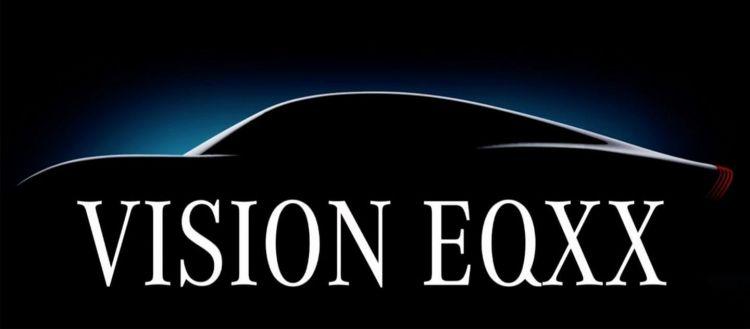 Mercedes Vision Eqxx Adelanto P